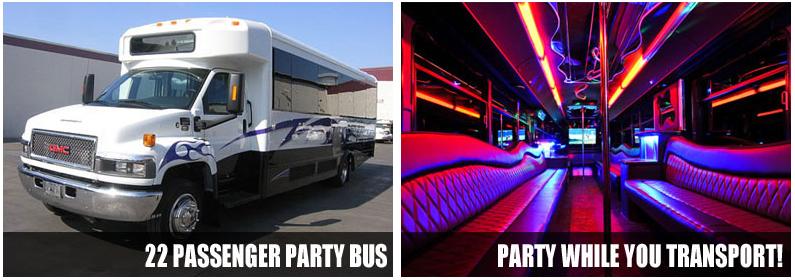 Party Bus Rentals Las Vegas