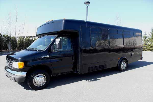 18 Passenger Party Bus Las Vegas