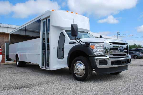 22 Passenger Party Bus Rental Las Vegas
