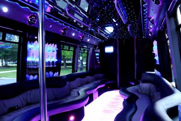 22 People Party Bus Limo Las Vegas
