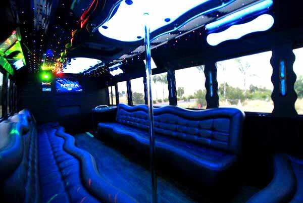 40 People Party Bus Las Vegas