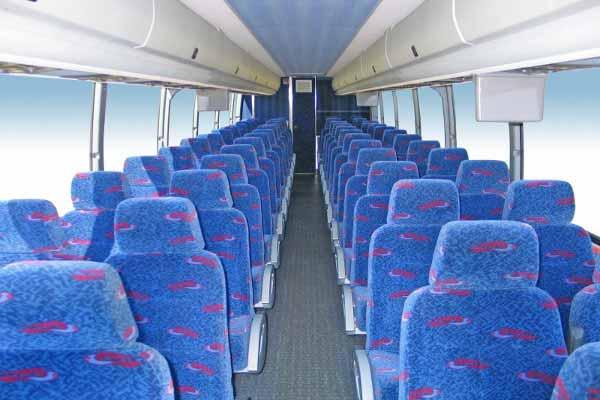 50 Passenger Party Bus Las Vegas