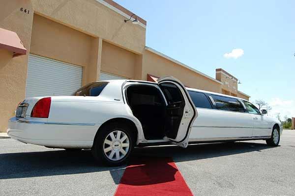 Lincoln Stretch Limousine Las Vegas